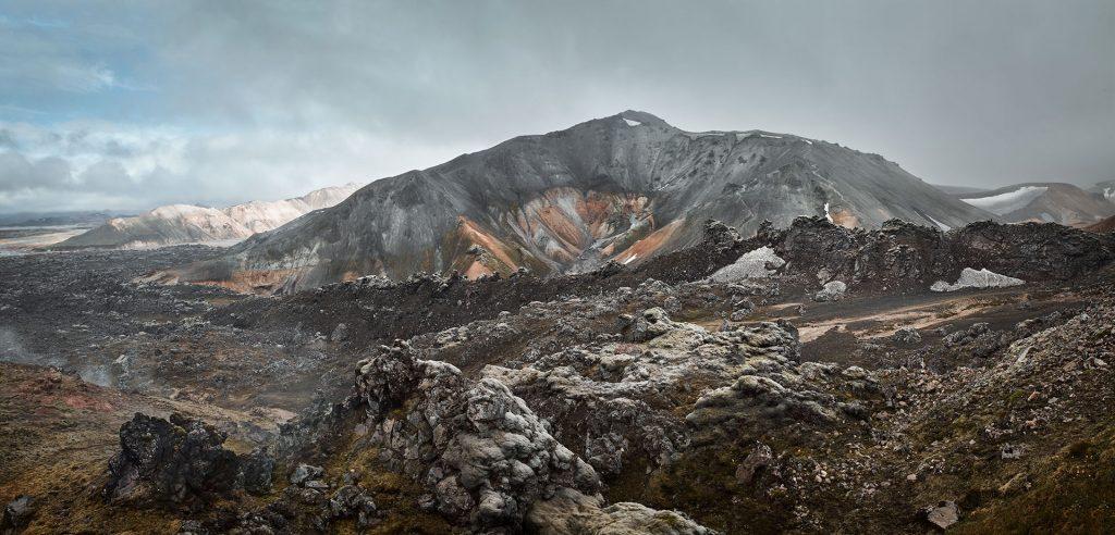 Rough Landmannalaugar - Island #12